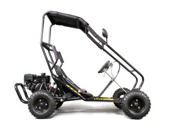 196cc 4 stroke 6.5HP 6inch buggy approved Hydraulic disc brake centrifugal dry E-MARK approval