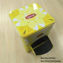 Factory Direct Customized Tea Tins