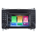Android 6.0 car multimedia system for For Mercedes B200 2 din With GPS multimedia stereo system