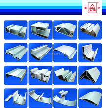 Industrial Aluminium Extrusion Profile