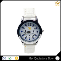 New Arrival Colorful Living waterproof clock wrist watch for men and women Y003