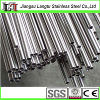 Online shopping Wuxi stainless steel seamless pipe 6m main gate designs on alibaba com