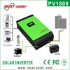 < Must Solar> PV1800 series 5kva high frequency off-grid pure sine wave MPPT/PWM 5000VA hybrid solar inverter