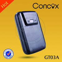 Concox Alibaba.com france best gps vehicle tracker GT03A