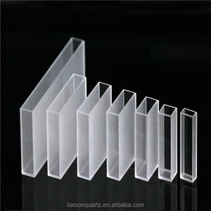 All Sizes Standard glass Cuvette quartz cuvette
