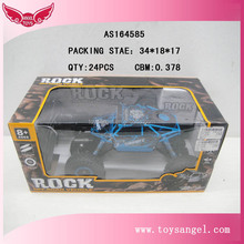 most popular 2.4 G rock cross country kids toy rc cars truck remote control for sale
