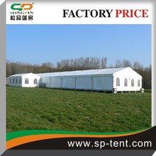 2015 wholesamel Cheap aluminum alloy garden gala marquee tent10x30,m for 200 people