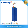 rechargeable lifepo4 24v 8ah battery pack for solar power system/electric car/telecom/UPS