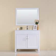 Commercial Classical Double Sink Oval Overstock Peach Bathroom Vanity