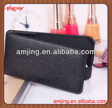 High quality leather phone cases for iphone 4