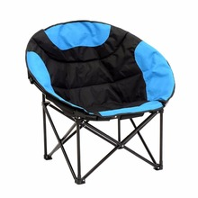 Moon Saucer Lightweight Folding Camping Chair with Carry Bag