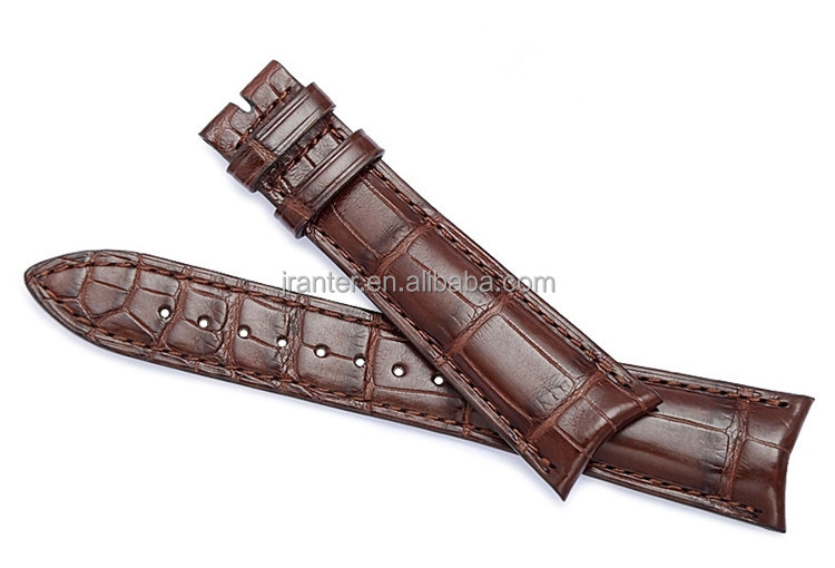 Alligator Leather for Apple Watch Band New Products on China Market