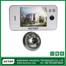 2014 hot sell 3.5 inch TFT digital best high quality exitec digital door viewer