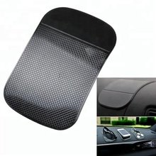 Sticky removable adhesive pad car anti slip mat for mobile phone