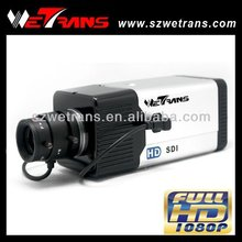 WETRANS TR-SDI297 1080P 30FPS Real Time HD SDI Digital Box Camera with OSD Menu