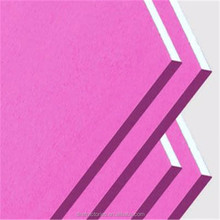 37# China supplier paper faced gypsum ceiling board for building