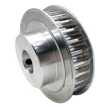 72 Tooth MXL037 Pitch 2.032mm Bore 5mm to 35mm Belt width 3/8'' Pulley With Shaft Sleeve