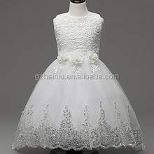 girls dress floor length wedding birthday party girls children dress party clothing for baby