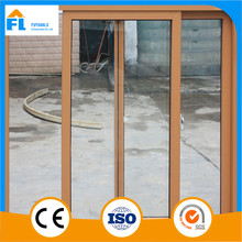 OEM/ODM High Quality upvc vertical sliding window with arch top for garden