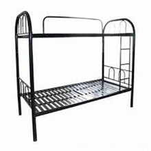 Cheap Modern Bedroom Furniture Metal Steel Bed Frame of Iron Hostel Beds