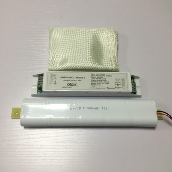 Led emergency module