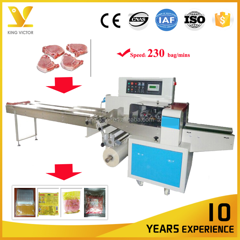 Frozen Food Frozen Chicken Duck Legs Packaging Machine