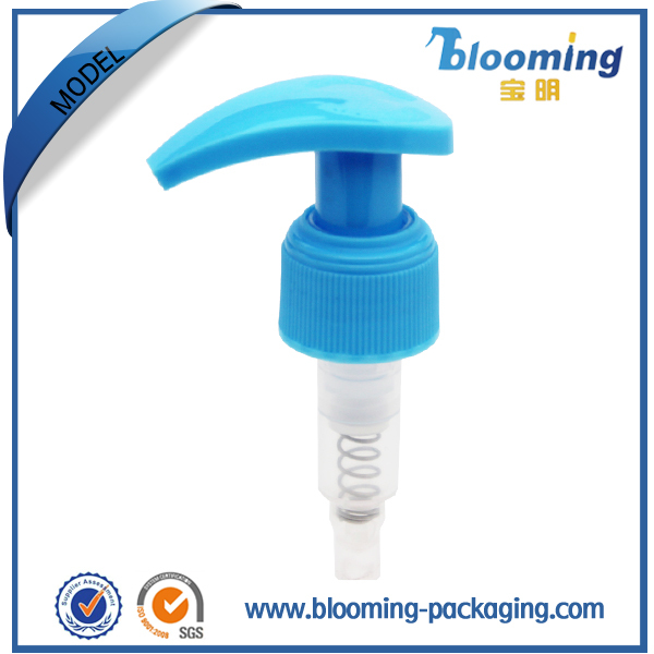Excellent liquid hand pump dispenser with high pressure valve