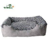 Welcome Wholesales Best Selling pet bed for large dogs