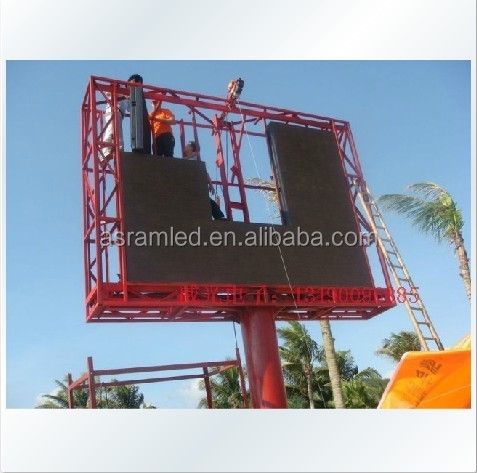 hot new products for 2015 super slim P6,P8,P10,P12.5,P16,P20 screen outdoor advertising led display screen prices
