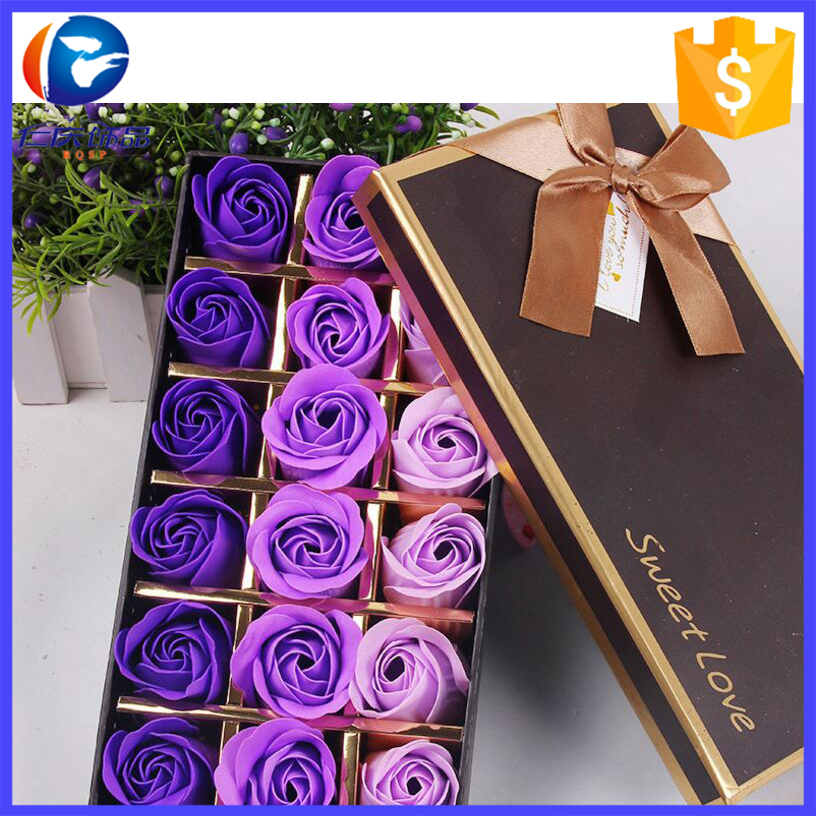 Promotion Gift Soap Rose Flower Artificial Flower for <strong>Wedding</strong> and Valentine Gift