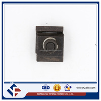DIN Rail Clip Rail Clamp By