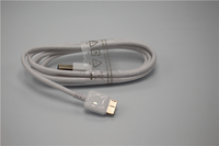 Brand New Chip Data Line USB Charge Cable from Foxconn Factory for Samsung Note3 (R0509)