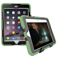 Brand New Case Cover For iPad Mini 3 Protective Silicone +PC 3 in 1 Kickstand Case