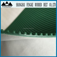 High Quality Rough Surface PVC Conveyor Belts For Packing Machine