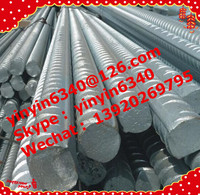 Prime Hot rolled HRB400/500 deformed steel bar 8mm 16mm 18mm 20mm 22mm 10mm Steel Rebar