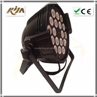 18x10w RGBWA 4in1/5in1/6in1 Led Par 64/Led Par Light