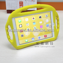 9 inch rugged silicone tablet case ,Cover case for iPad 2&3