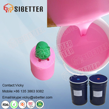 Food Grade Liquid Silicone Rubber for Chocolate Molds