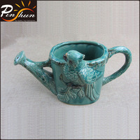 Wholesale Garden Ceramic Watering Can