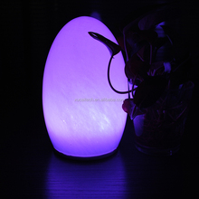 Egg Light Design Rechargeable Cordless Table Lamp For Gift Indoor