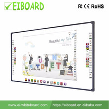 Top quality portable smart board with stylus pen for smart classroom