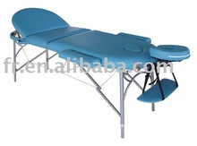 Aluminum Massage Table facial bed for sale easy carry bed medical care bed