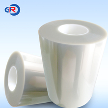 Custom made PET film for shrink wrap label printing