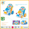 2016 New design B/O toy truck with music and light