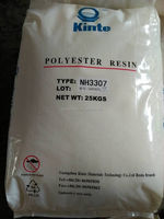 saturated carboxy polyester resin for sand textured powder coating