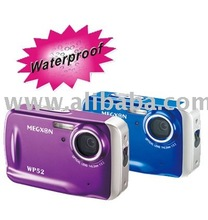 WP52 Waterproof Digital Camera