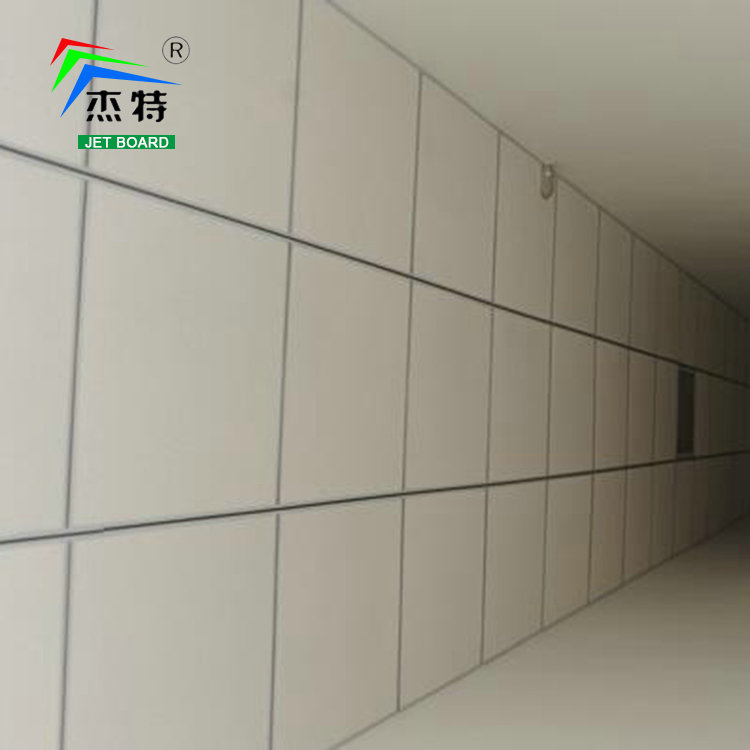 New technology room wall partition and ceiling decoration calcium silicate board to replace gypsum board and plasterboard