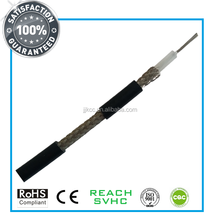 Coaxial cable RG 6 75 Ohm For CCTV CATV/BC CCS Conductor Low Price