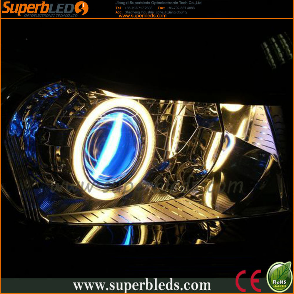 car accessory 90mm CCFL Angel Eyes