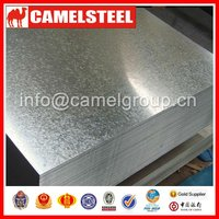 thickness 0,5mm and 0,7 mm galvanized steel plates